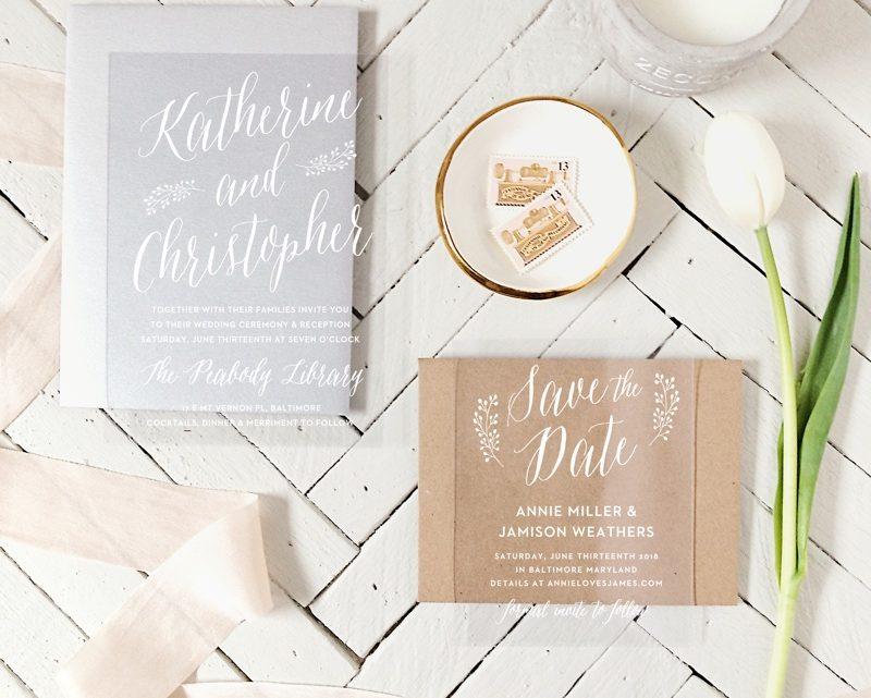 How to Get Rustic & Elegant Wedding Invitations - Men\'s Lifestyle ...